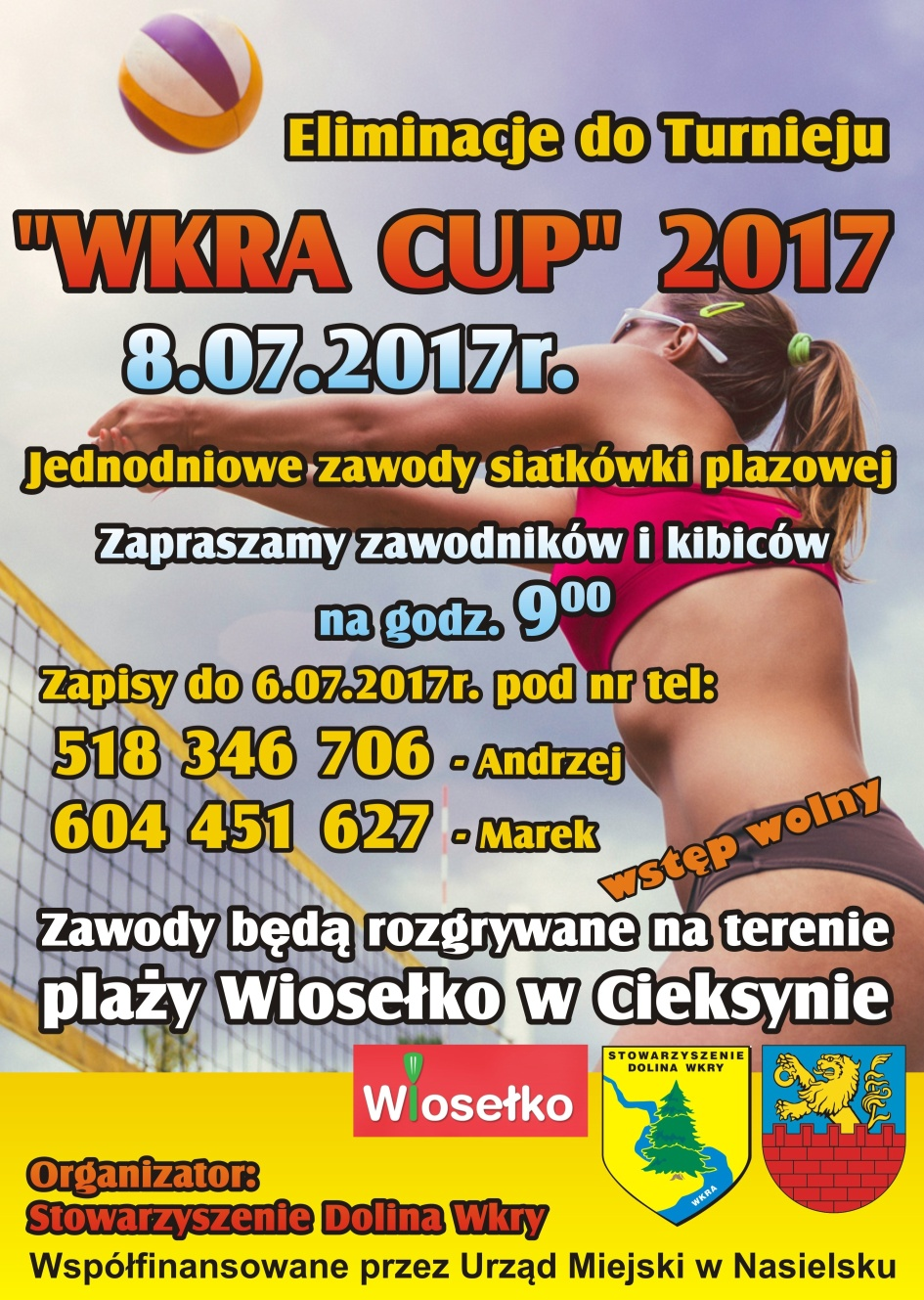 WKRA CUP 2017