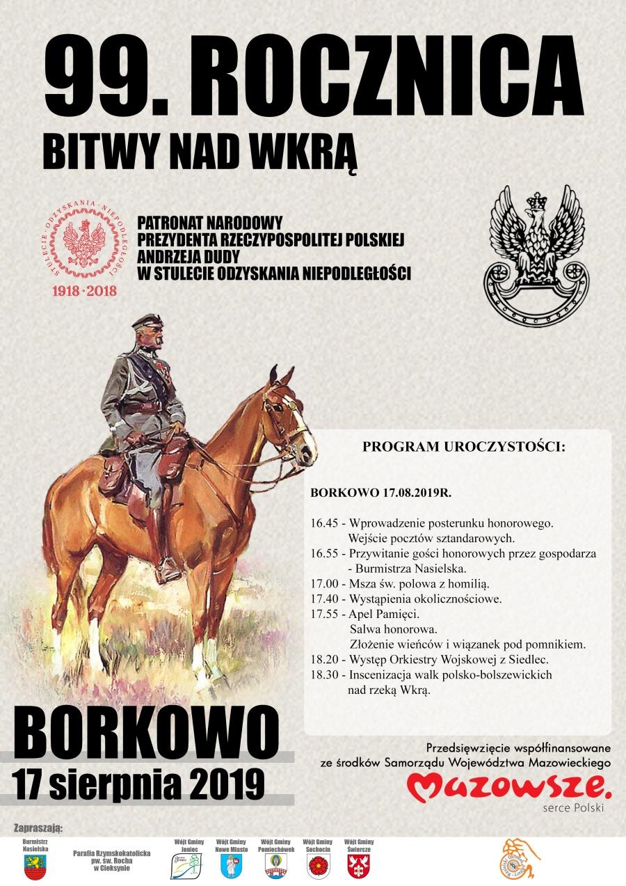 Uroczystości w Borkowie