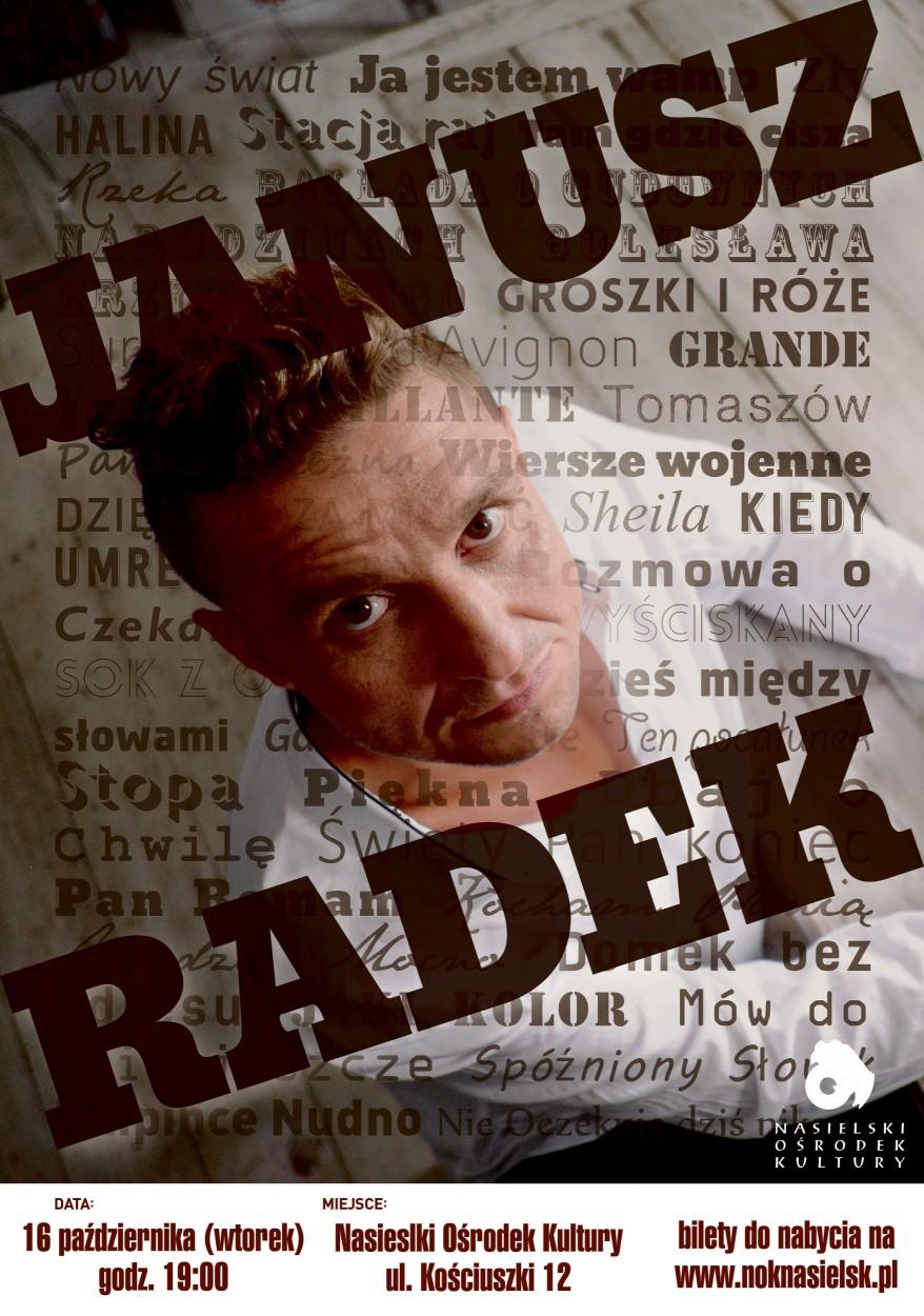 Nasielskpl Janusz Radek Na Głos I Ręce
